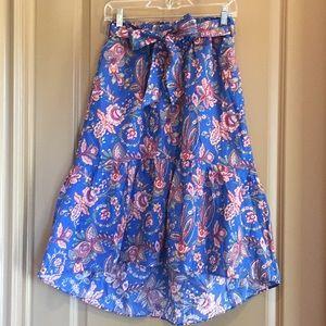 Jcrew Liberty skirt